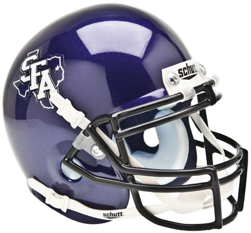 Stephen F Austin Lumberjacks Schutt XP Mini Helmet