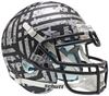 South Florida Bulls Authentic Schutt XP Full Size Helmet - Wounded Warrior