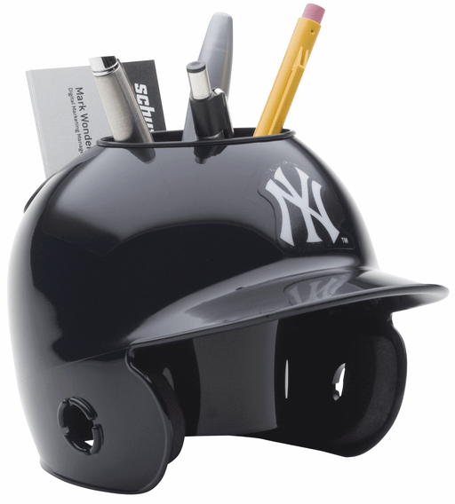 New York Yankees Mini Batters Helmet Desk Caddy