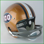 Pittsburgh Panthers 1969 Full Size Throwback Helmet