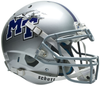 Middle Tennessee State Blue Raiders Authentic Schutt XP Full Size Helmet