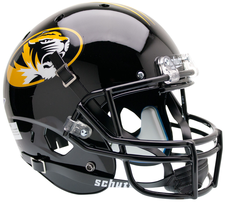 Missouri Tigers Replica Schutt XP Full Size Helmet