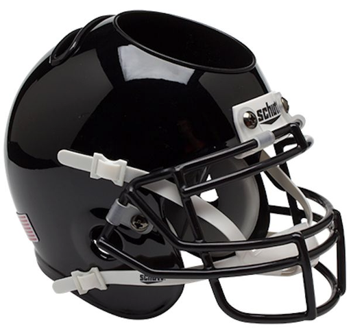 Army Black Knights Mini Helmet Desk Caddy