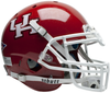 Houston Cougars Authentic Schutt XP Full Size Helmet