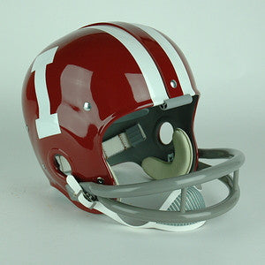 Indiana Hoosiers 1967 to 1972 Harry Gonso Full Size Throwback Helmet