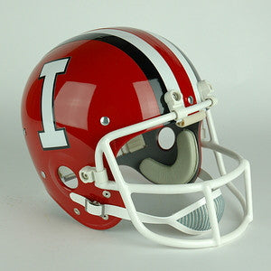 Indiana Hoosiers 1976 to 1982 Full Size Throwback Helmet