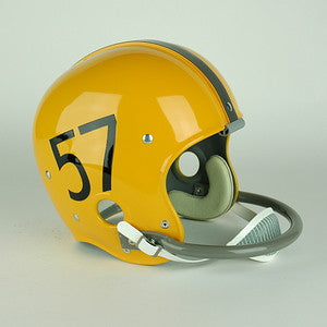 Iowa Hawkeyes 1957 to 1964 Full Size Throwback Helmet