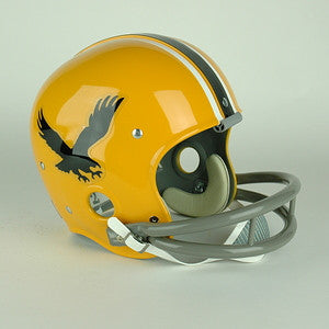 Iowa Hawkeyes 1968 Full Size Throwback Helmet