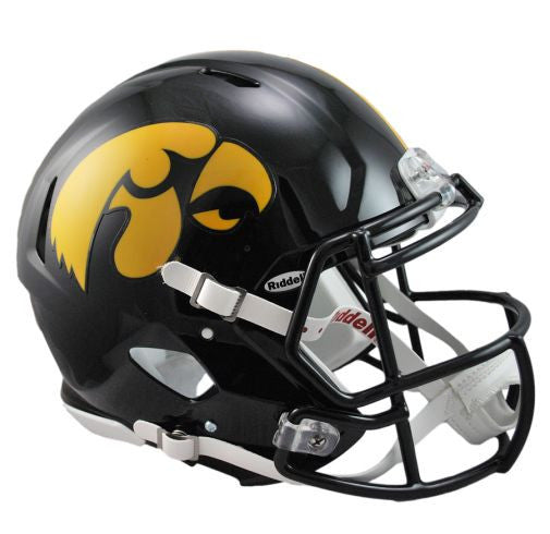Iowa Hawkeyes Authentic Full Size Speed Helmet