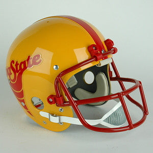 Iowa State Cyclones 1983 to 1986 Full Size Throwback Helmet