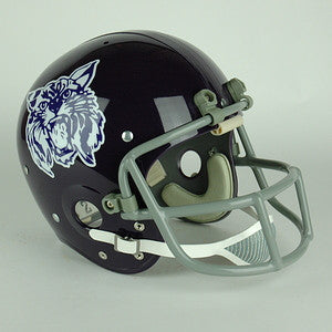 Kansas State Wildcats 1972 to 1973 Steve Grogan Full Size Throwback Helmet