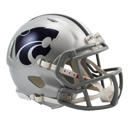 Kansas State Wildcats Riddell Mini Speed Helmet