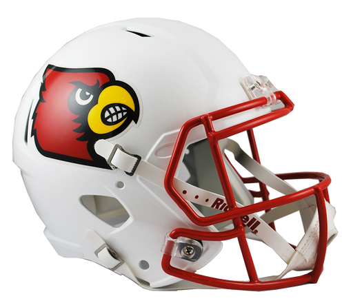 Louisville Cardinals Replica Full Size Speed Helmet