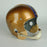 LSU Tigers 1947 to 1955 Full Size Throwback Helmet