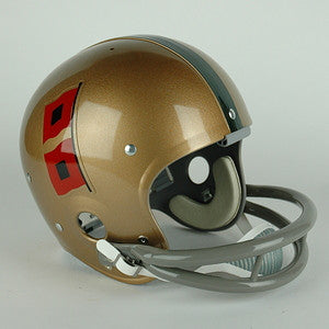 Miami Hurricanes 1967 Ted Hendricks Full Size Throwback Helmet