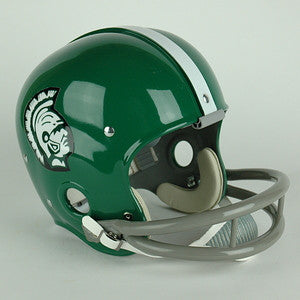 Michigan State Spartans 1967 to 1972 Full Size Throwback Helmet