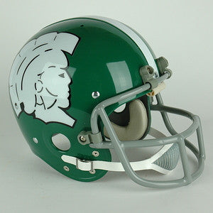 Michigan State Spartans 1973 Full Size NCAA Throwback Helmet