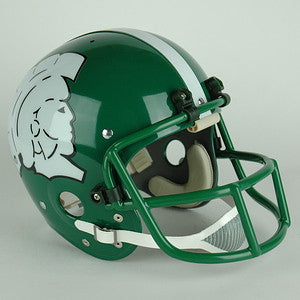 Michigan State Spartans 1974 to 1975 Full Size NCAA Throwback Helmet