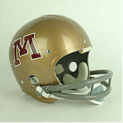 Minnesota Golden Gophers 1972 to 1975 Full Size Throwback Helmet