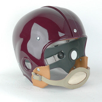 Mississippi State Bulldogs 1947 to 1948 Full Size Throwback Helmet
