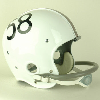 Mississippi State Bulldogs 1958 to 1959 Full Size Throwback Helmet