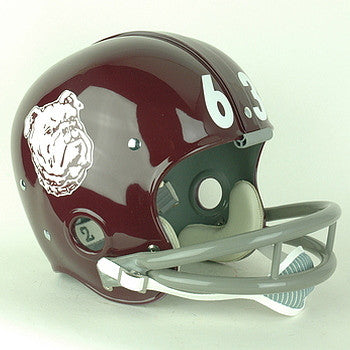 Mississippi State Bulldogs 1963 to 1965 Full Size Throwback Helmet
