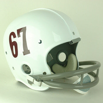 Mississippi State Bulldogs 1967 to 1968 Full Size Throwback Helmet