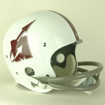 Mississippi State Bulldogs 1969 to 1971 Full Size Throwback Helmet