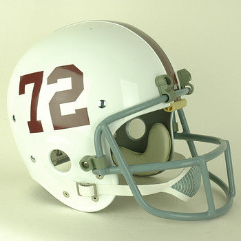 Mississippi State Bulldogs 1972 Full Size Throwback Helmet