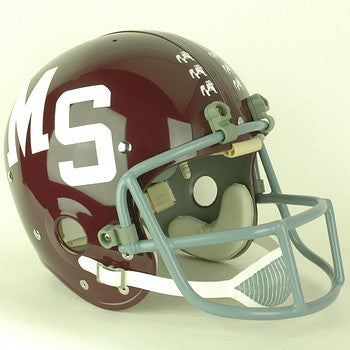 Mississippi State Bulldogs 1973 to 1977 Full Size Throwback Helmet