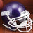 Mount Union Purple Raiders Schutt XP Mini Helmet