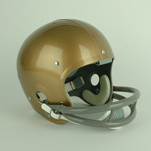 Navy Midshipmen 1949 to Current Roger Staubach Full Size Throwback Helmet