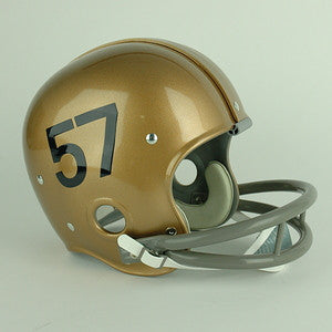 Navy Midshipmen 1957 to 1958 Full Size Throwback Helmet