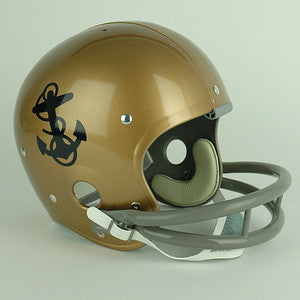Navy Midshipmen 1960 Joe Bellino Full Size Throwback Helmet