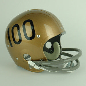 Navy Midshipmen 1969 Full Size Throwback Helmet - 100