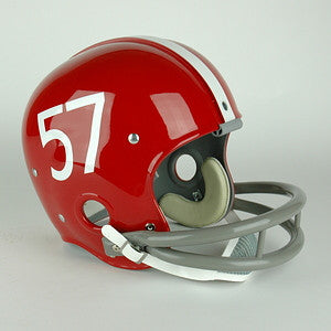 Nebraska Cornhuskers 1957 to 1961 Full Size Throwback Helmet