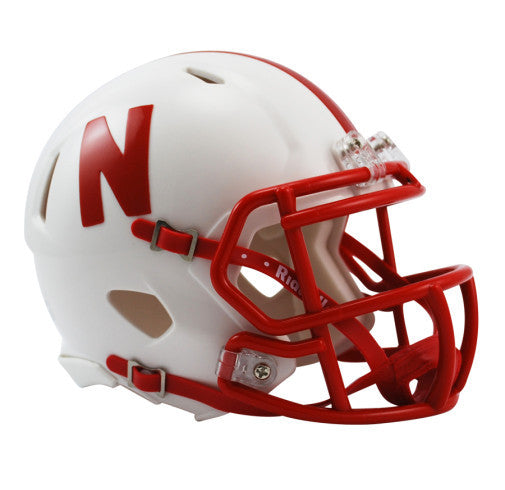 Nebraska Cornhuskers Riddell Mini Speed Helmet