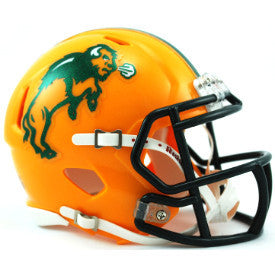 North Dakota State Bison Riddell Mini Speed Helmet