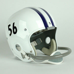 Northwestern Wildcats 1956 to 1957 Full Size Throwback Helmet