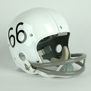 Northwestern Wildcats 1966 to 1967 Full Size Throwback Helmet
