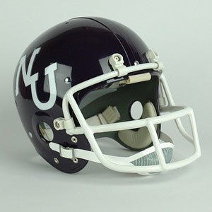 Northwestern Wildcats 1975 to 1976 Full Size Throwback Helmet