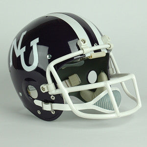 Northwestern Wildcats 1977 Full Size Throwback Helmet