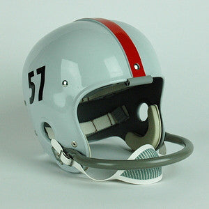 Ohio State Buckeyes 1956 to 1959 Full Size Throwback Helmet