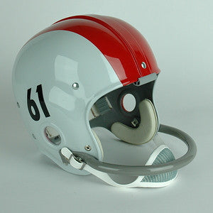 Ohio State Buckeyes 1960 to 1961 Full Size Throwback Helmet