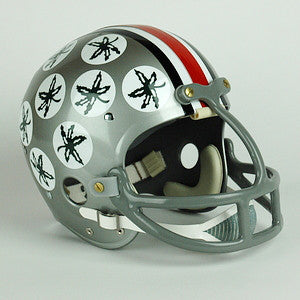 Ohio State Buckeyes 1974 to 1975 Archie Griffin Full Size Throwback Helmet
