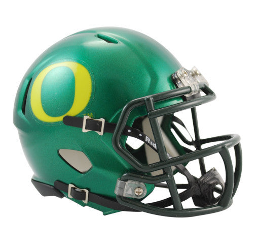 Oregon Ducks Riddell Mini Speed Helmet