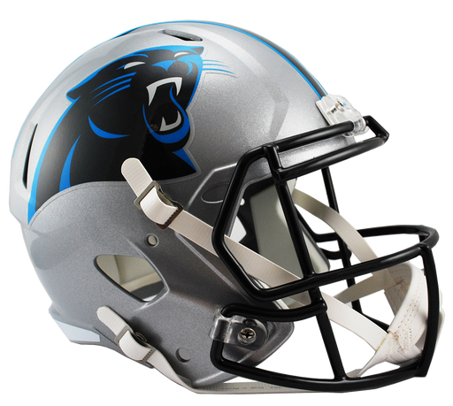 Carolina Panthers Replica Riddell Speed Full Size Helmet