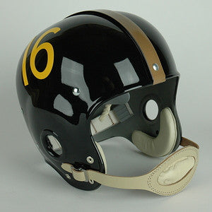 Purdue Boilermakers 1956 to 1961 Len Dawson Full Size Throwback Helmet