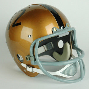 Purdue Boilermakers 1962 to 1968 Bob Griese Full Size Throwback Helmet