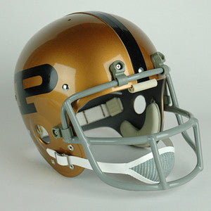 Purdue Boilermakers 1971 to 1976 Full Size Throwback Helmet